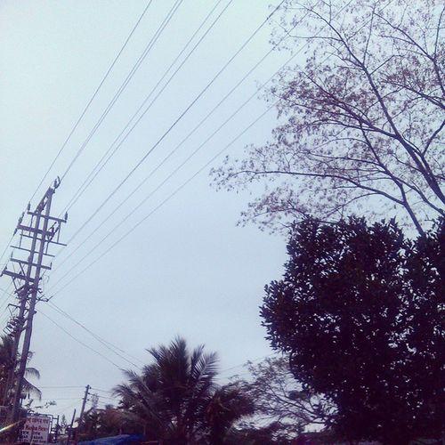 Windy Drizzling Dark Clouds SuperbWeather Cold Lovingit