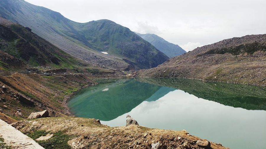 Lulusar lake... best of gilgit baltistan