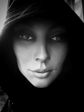 Dollface Look Me In The Eyes Black And White Portrait EyeEm Best Shots - Black + White