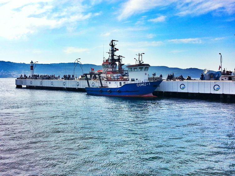 CanakkaleOnsekizMartUniversitesi C.o.m.u çanakkale Fisherboat
