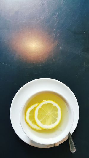 Taking Photos Relaxing Cafe Lemon Tea Weekend Activities Enjoying Life Galaxynote5