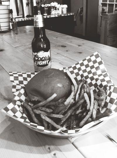 Burgers Black And White EyeEm Best Shots - Black + White Eating