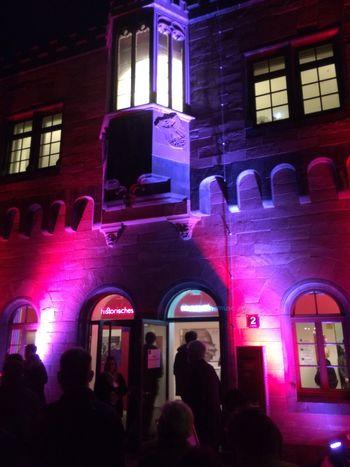 Historisches Museum Frankfurt Night At The Museum
