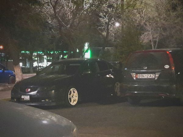 Car Night Transportation No People HondaLove HondaAccordSport Tuning Cars