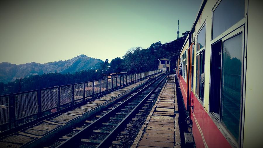 Shimla To Kalka Toytrain Toy Train From Shimla Shimla India Shimla Hill Station Shimla Station Best View Note 3 Photography Enjoying The View EyeEm Best Shots - Nature Note3 EyeEm Nature Lover Note3Camera EyeEmbestshots Mountains And Sky Blue Sky Mountain View Mountain Range Beauty Of Nature Beauty In Nature Taking Photos Enjoying Life Hello World Check This Out Randomshot
