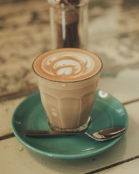 Latte with