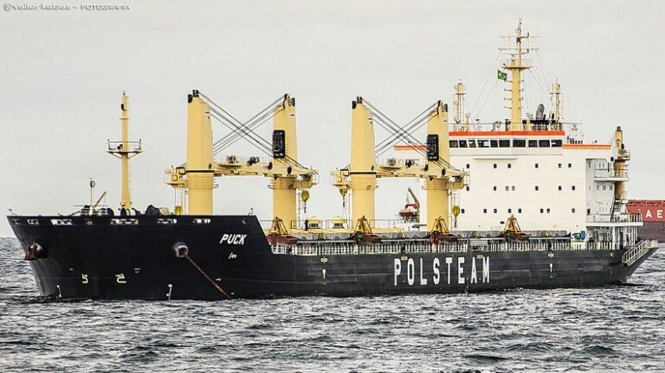 Cargo Ship - Polsteam - Brasil Cargo Ship Ship Navio Port