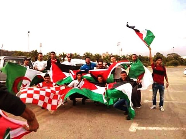 Always we are with Palestine