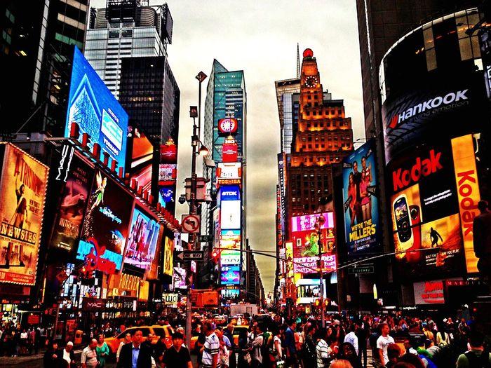 New York Urban Monde City Ville