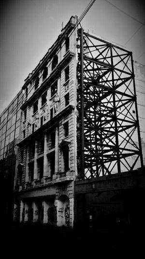 Ciudad De México Fachadas City Streetphotography Hello World Street Photography Street Edifice Edifices  Protected Areas