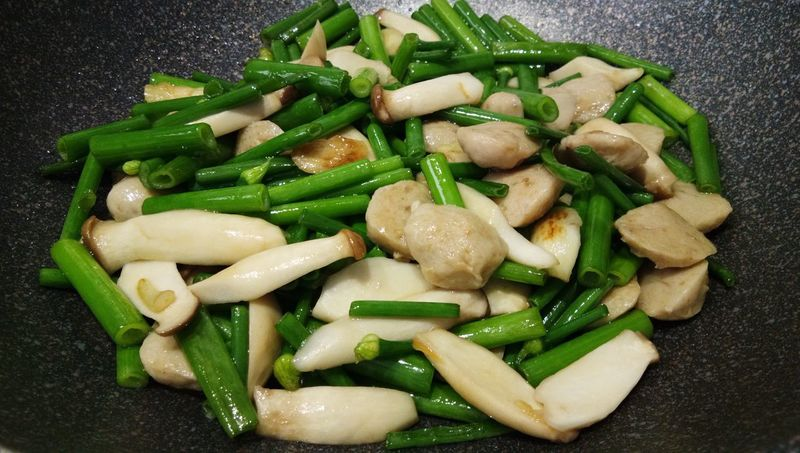 Vegetable Chinese Food Close-up Food And Drink Green Color Prepared Food Comfort Food Asian Food Stir-fried