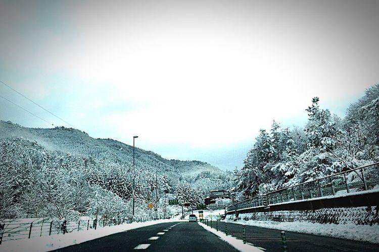 Cold Winter ❄⛄ Snow Japan
