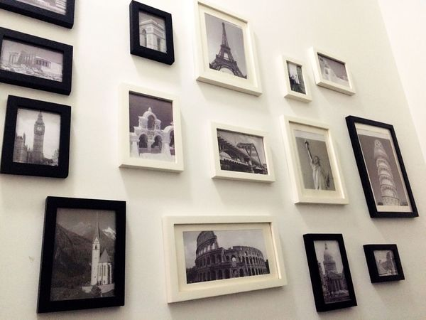 Picture Frame Photograph Wall - Building Feature Painted Image Drawing - Art Product Indoors