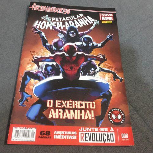 Essa mensal está muito boa.. :)Homem-Aranha Aranhaverso Aranhaverse Spiderman Marvel Marvel Comics