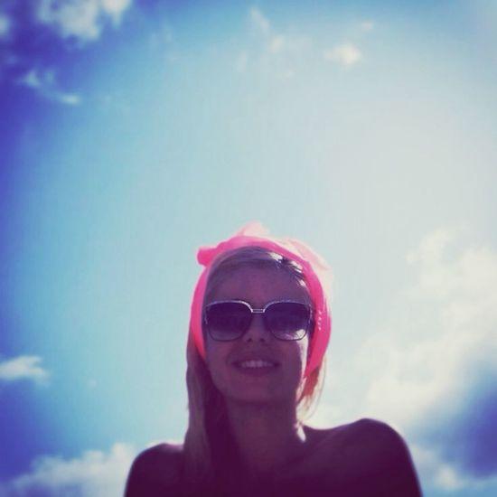 Beauty Holiday Selfportrait Sky #clouds #beautifulphoto #odessa #ukraine #see