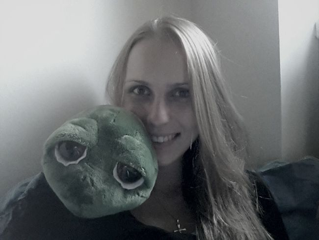 managed the first day of my Internship Nomakeup Turtle Cuteness Turtle Love