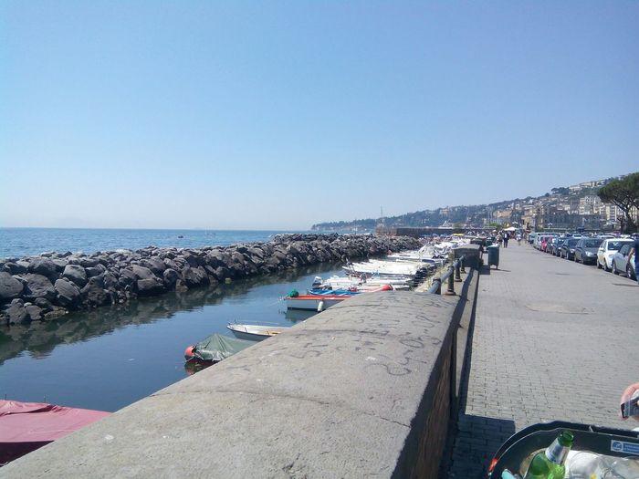 Ahhh, I wish I could go back.... Naples Italy Napoli Italia Coast Boats The Traveler - 2015 EyeEm Awards