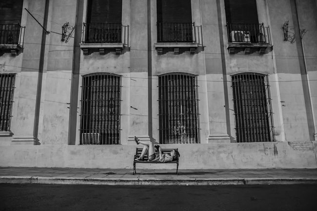 I Love My City Paraguay-Asuncion Lovephotography  Nikon D5100  Women Of EyeEm EyeEm Best Shots Black And White Loneliness