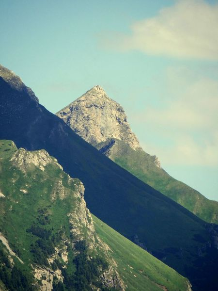 Mountain Tatry summer