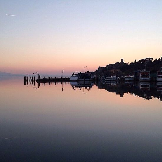 Riflettendo sul Trasimeno Lago Trasimeno Lake Trasimeno Passignano Riflesso Reflections