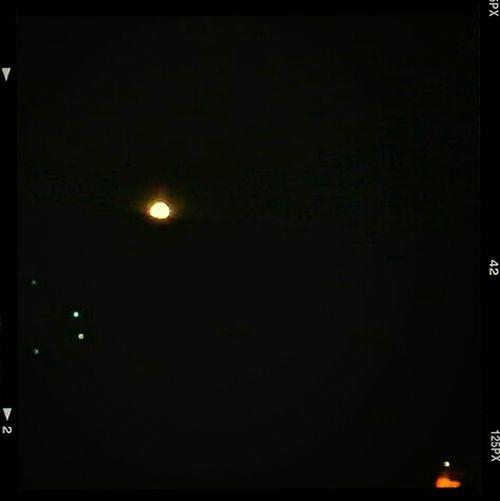 Lua nascendo... Que show...