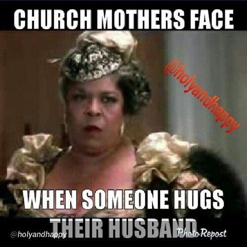 "Lol By @holyandhappy ""Holyandhappy Churchmothers Churchhumor Churchmeme saintsbelike"" via @PhotoRepost_app"