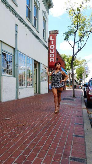 La vida loca. Orangecircle Orange County California Rockabilly Lobauncensored EyeEm Best Shots Fashion Love