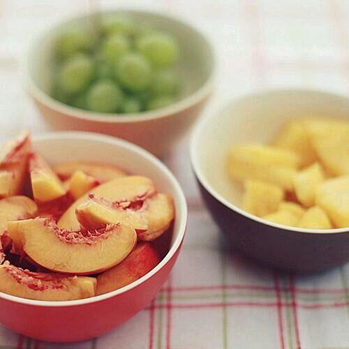 Fruits Omom Peach