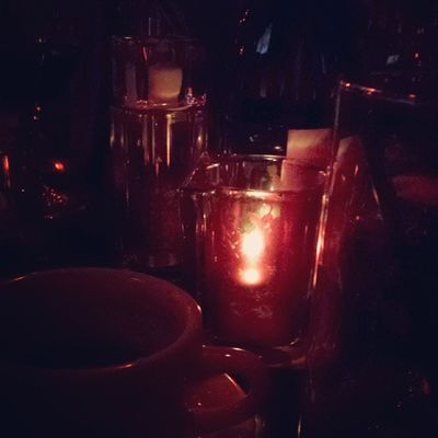 Setting the mood Lovethedj Downtownspringfield Drinks Eats birthdayfun redroom