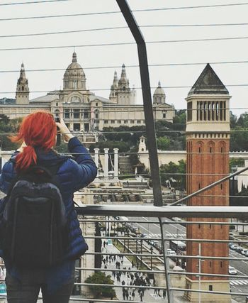 Plaza d 'España.Barcelona Architecture Travel Destinations Tourism Built_Structure Adult Women EyeEmNewHere Barcelona, Spain Architecture Travel Photography EyeEmBestPics The Street Photographer - 2017 EyeEm Awards Snapastranger Streetphotography Shooting Redhair SPAIN Barcellona Barcelonacity Cityscape Tourist Let's Go. Together. EyeEm Selects Sommergefühle Investing In Quality Of Life Breathing Space Your Ticket To Europe The Week On EyeEm Done That.
