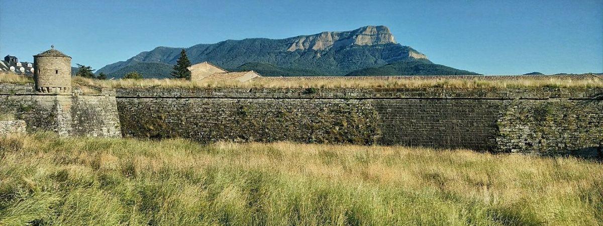 Jaca Huesca Ciudadela  Plant Landscape Environment Sky Scenics - Nature Mountain Nature