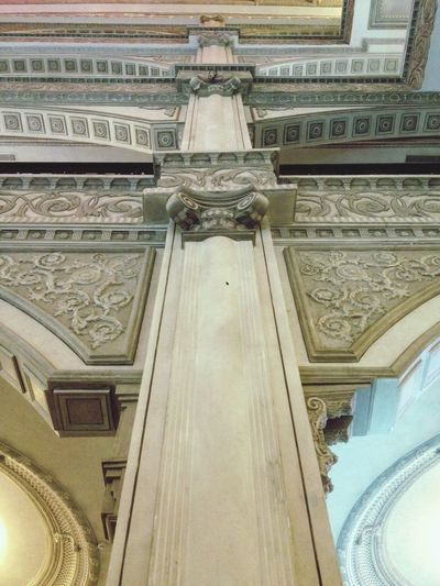 The Architect - 2017 EyeEm Awards Architecture Travel Destinations Architectural Column Building Exterior Indoors