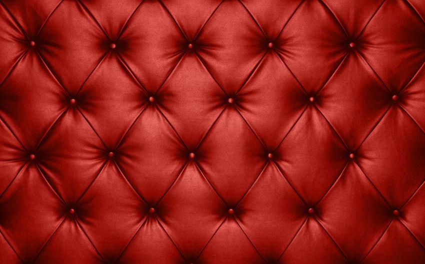 Full frame shot of upholstered sofa