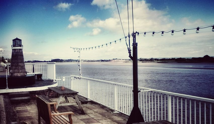 River Severn, England Tranquil Scene Tranquility Outdoors No People Water River Calm Scenics Nature Sky Sea Blue Ocean Day The Way Forward Commercial Dock Leisure First Eyeem Photo Hdr Snapseed My Favorite Place Miles Away