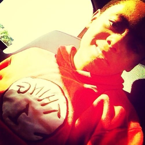 Bored On The Bus !