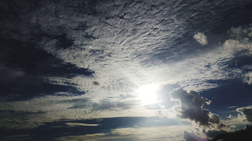 Water Power In Nature Sea Sunlight Sky Cloud - Sky