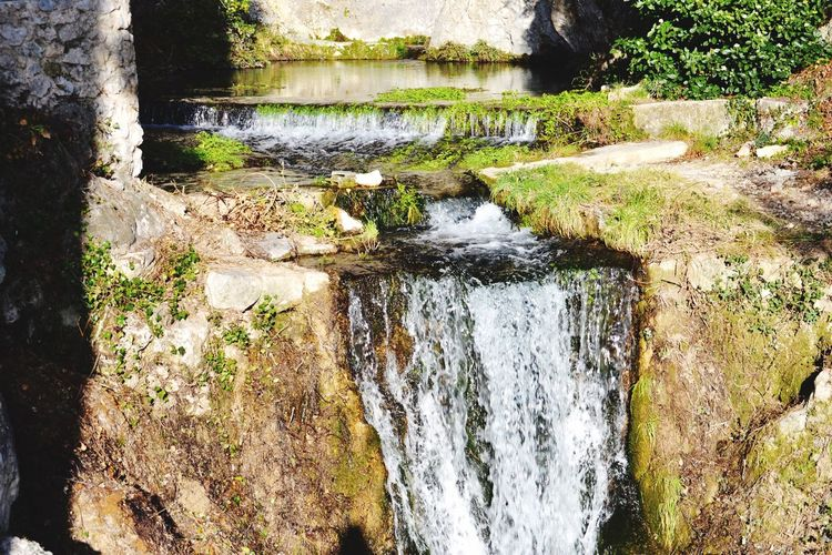 Moustiers Sainte Marie Alpes-de-Haute-Provence France Beauty In Nature Water Nature Photography Day Eauclaire