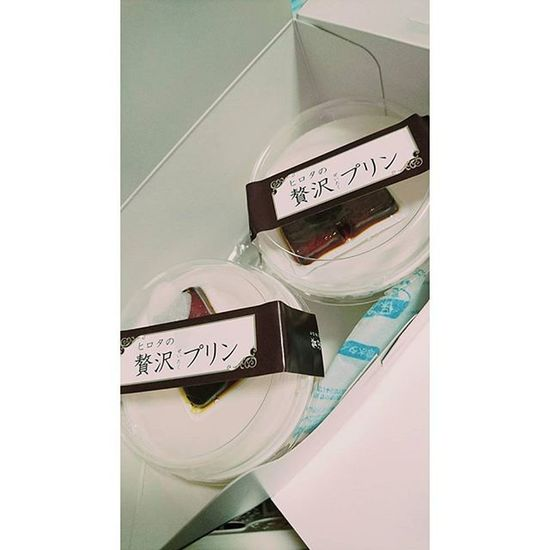 ⭐⭐⭐今日は駅前はプリンでした。 駅前 プリン ヒロタの贅沢プリン Hirota