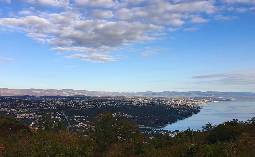 Cityscape Cloud - Sky