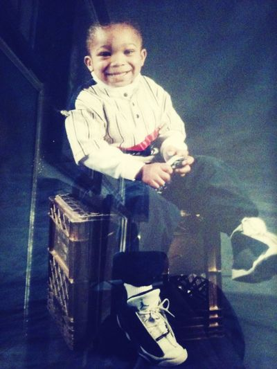 #TBT Check out the shoe game tho