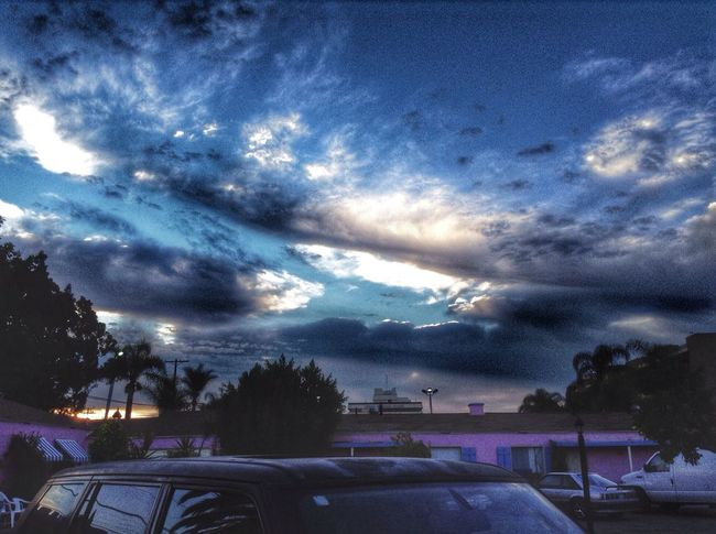 Clouds Hdr_Collection EyeEm Nature Lover Do U See What I See ?