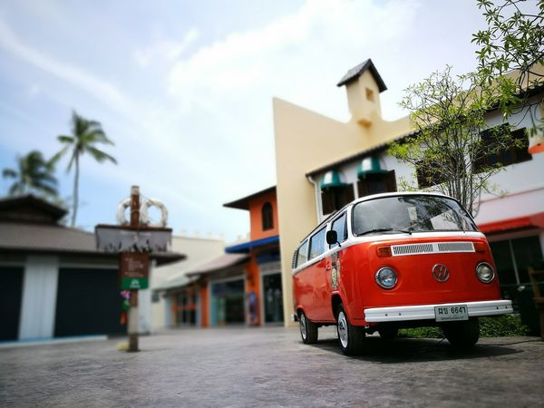 Vintage Cars Vintage❤ Volkswagenbus Huawei P9 Leica Huaweiphotography Colour Of Life Huawei P9 Plus