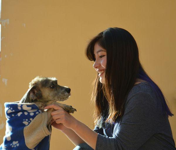 Puppy love 🐕❤