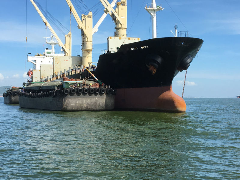 Cargo Container Day Freight Transportation Harbor Industry Mode Of Transport Moored Nature Nautical Vessel No People Outdoors Sea Shipping  Sky Transportation Water Waterfront