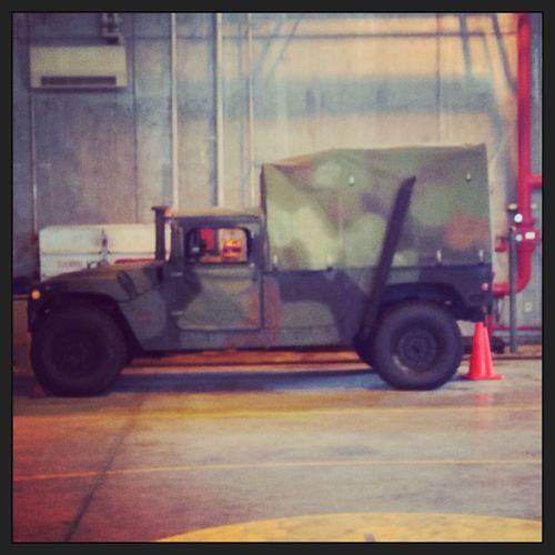 Marine Life Oorah Humvee Vehicle Truck