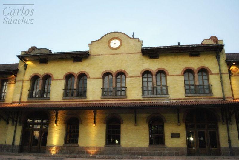 En aquella estación. Architecture Built Structure Colonial Cotidiano Aguascalientes Nikon Ciudad Mexico Rail Edificio Urban Historia Fotografia Arquitectura