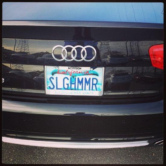 SledgehammerGames Activision Audi