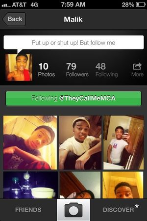 S/o To This Kid He Can Use Some Followers , Follow Him Doee !
