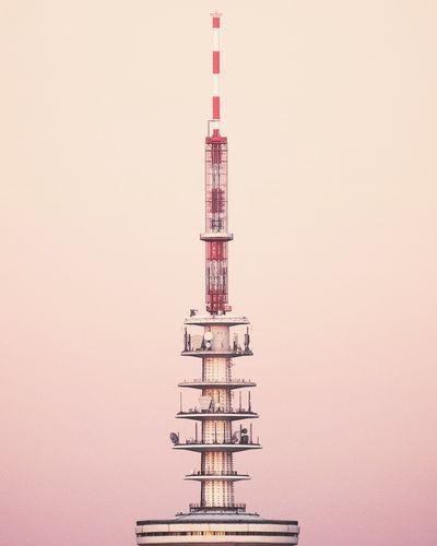 Funkturm Hamburg Heinrich-Hertz-Turm Tower