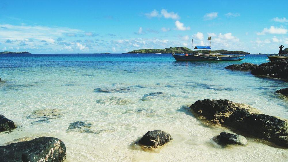 Calaguasislands Beach Summer Traveling Travel Philippines